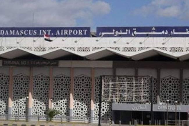 نقابة النقل الجوي تطالب بتشغيل مطار دمشق الدولي