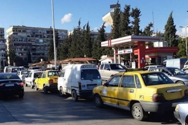 محافظة دمشق : الازدحام على الكازيات سيتراجع خلال اليومين المقبلين