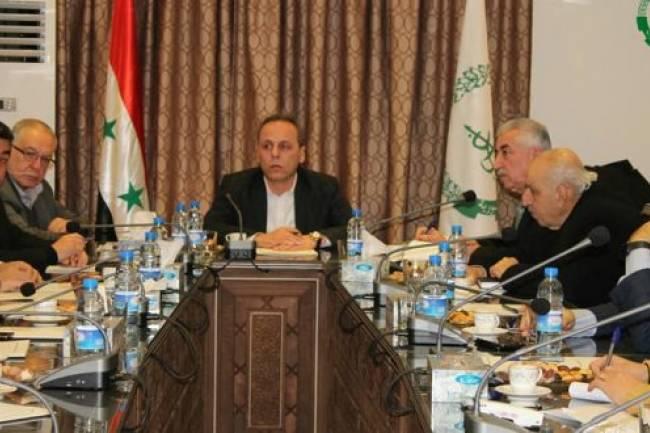 رئيس لجنة اللتصدير : عبور ما يقارب ٧٥ شاحنة وبراد محملة بالمنتجات السورية عبر منفذ جابر يومياً