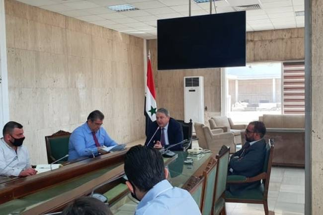 المركزي يقيم ورشة عمل حول العملات الرقمية ومواكبة سورية لها