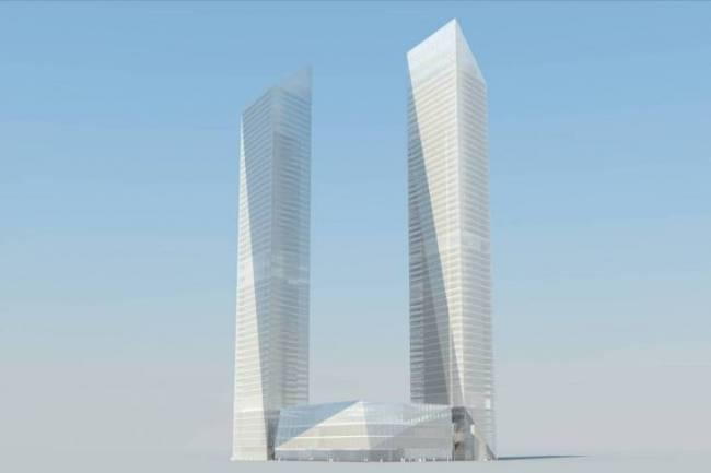 التجارة الداخلية تصادق على حل شركة أبراج سورية التي كانت ستبني أعلى برجين في منطقة البرامكة بدمشق