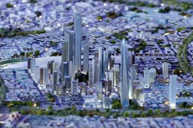 شركة عقارات عربية تستعد لتنفيذ أول مدينة ذكية في سورية