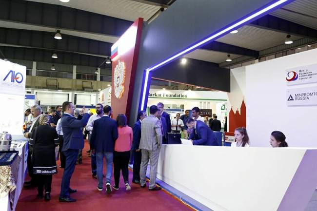 وزير الاقتصاد: أول معرض للمنتجات الروسية قريباً في دمشق