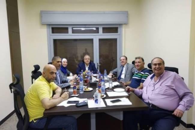 درويش: اجتماع قريب للغرفة التجارية السورية الإيرانية المشتركة واقتراح بإلغاء كافة القيود غير الجمركية على جدول أعمالها