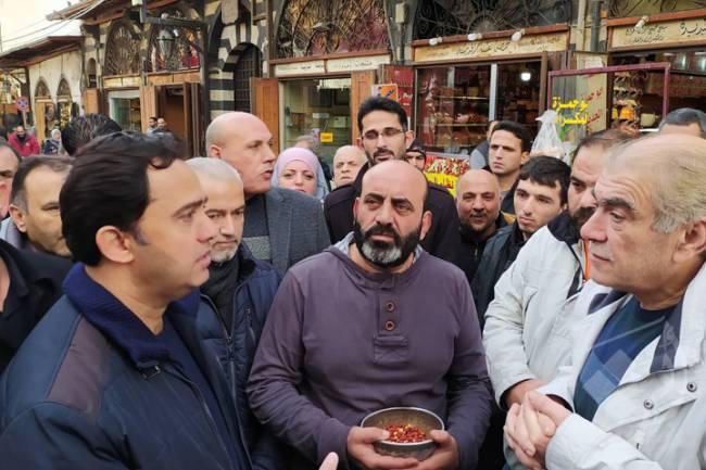 محافظ دمشق يوضح خطة العمل ضمن فعالية منع دخول السيارات للمدينة القديمة والتوقف فيها