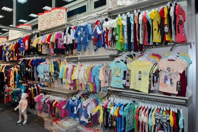 معرض صنع في سورية التصديري للألبسة مهدد بالفشل بسبب قرار حكومي