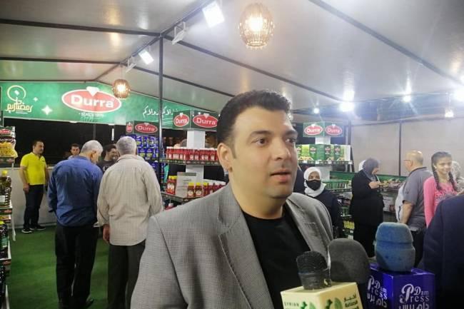 الصناعي عماد النن: منتجات الدرة تصدر إلى 75 دولة ونعمل على التوسع بالسوق الإفريقية