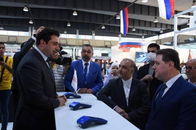 بنك الشام يشارك في المعرض الدولي للبناء BUILDEx