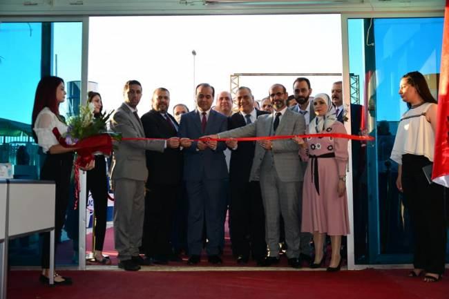 """بمشاركة أكثر من 70 شركة محلية ودولية انطلاق معرض سورية الدولي للبترول والغاز والثروة المعدنية """"سيربترو"""""""