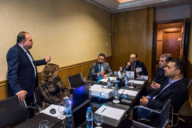 داماك العقارية الإماراتية تبحث في دمشق سبل تنفيذ مشاريع تطوير عقاري