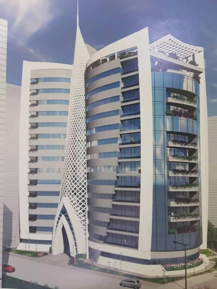 مالكو برج الفراشة بماروتا سيتي يسددون 102 مليون ليرة لنقابة المهندسين للحصول على رخصة البناء
