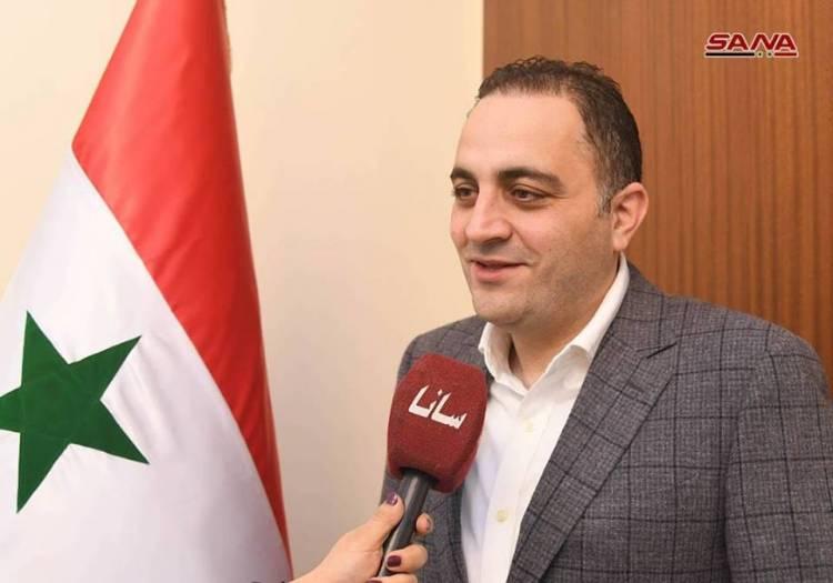رئيس غرفة تجارة ريف دمشق زيارة الوفد الاقتصادي  لأبو ظبي عتبة لعلاقات واسعة قادمة بين سورية و الامارات