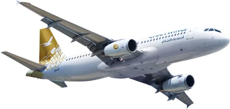 أجنحة الشام للطيران تضاعف رأسمالها وتخطط لافتتاح 4 فروع جديدة لها