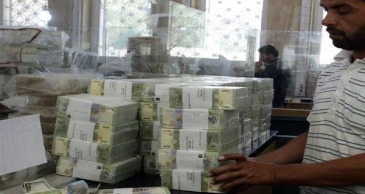 البنوك السورية لديها 3.2 تريليون ليرة..و180 مليار دولار أموال السوريين في الخارج!