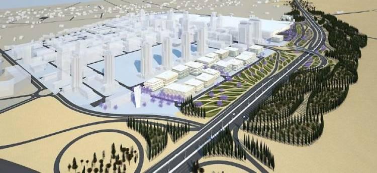 """ماجد الفطيم الإماراتية تستعد لتنفيذ  مشروعها الضخم """" خمس شامات """" في يعفور الذي تصل كلفته لمليار دولار"""