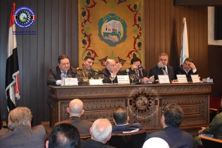 تعرفوا على أهم النقاط التي تم التوافق عليها خلال لقاء وزير المالية ومدير الجمارك مع تجار وصناعيي دمشق