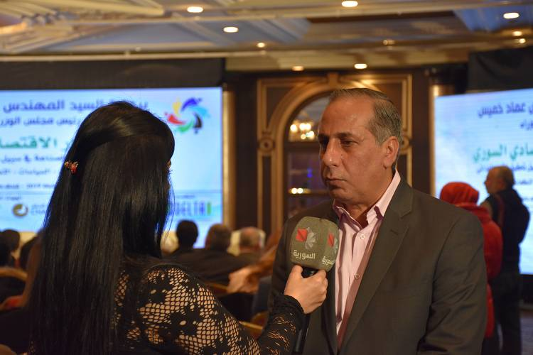 قلعه جي : توقع مشاركة نحو 150 شركة غذائية  في معرض سيريا فوود 2019 ودعم كبير للمشاركين