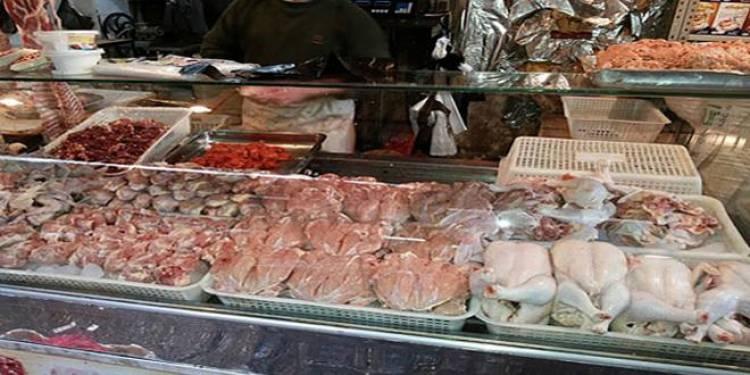 أسعار اللحوم الحمراء تشتعل والفروج يحلق..والمستهلك ماذا يأكل