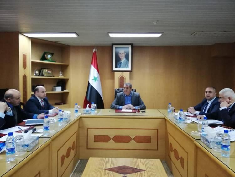 وزير التموين: يجب التخلص من الترهل في عمل السورية للتجارة وخفض أسعارها بشكل يلمسه المواطن