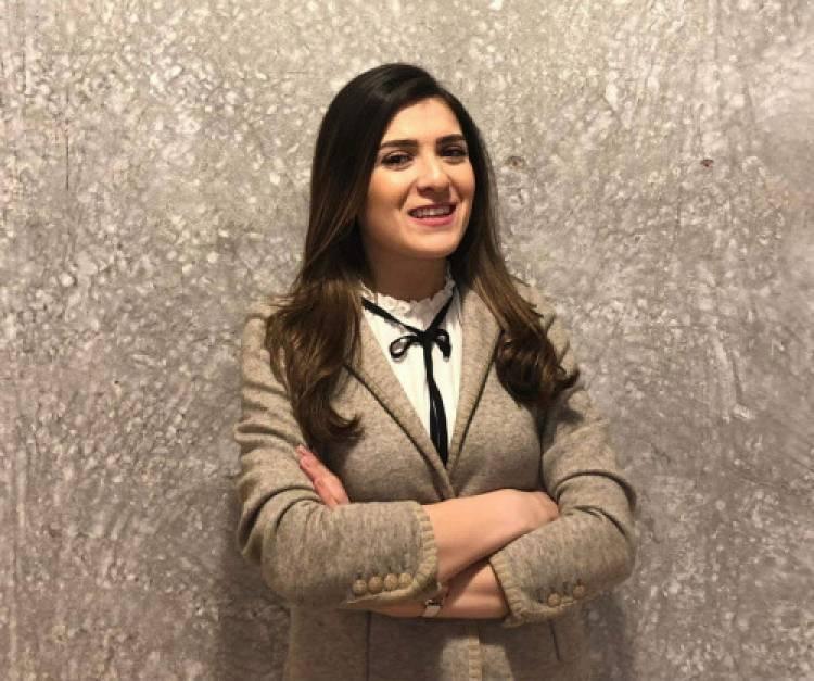 """لين صائب"""" .. مهندسة سوريّة تنال جائزة """"أفضل نساء أوروبا في الهندسة"""" لعام 2019"""