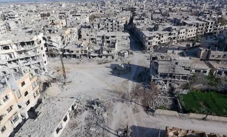 منظمات دولية تشارك بترميم  نحو 5 آلاف منزل بريف دمشق في 2019