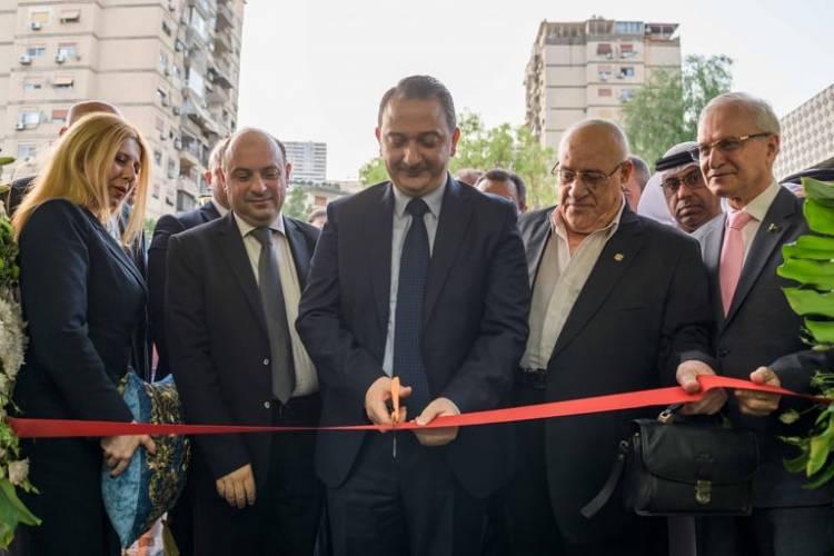 بنك سورية الدولي الإسلامي يفتتح فرعاً جديداً في مشروع دمر