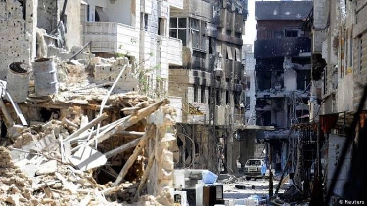 محافظة دمشق : يمكن عودة أهالياليرموكوالقدم والعسالي والقابون السكني وتشرين لبيوتهم السليمة