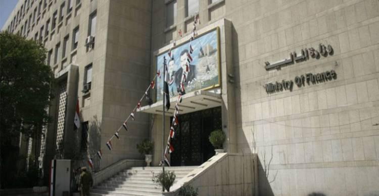 وزارة المالية : الحجز الاحتياطي على أموال شركة أنس ومحمد الفتال