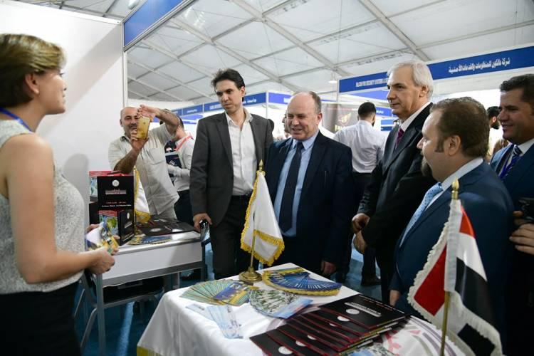 بمشاركة 46 جامعة افتتاح المعرض الدولي للتعليم والتدريب