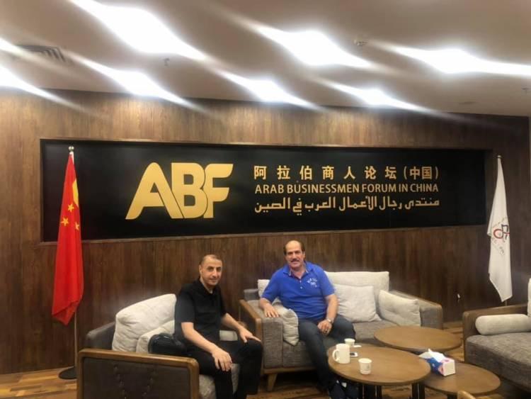 عزقول : قريباً المنتجات السورية ستتجه إلى العالم عبر مشاركتها بمعرض دائم للمنتجات المستوردة في الصين