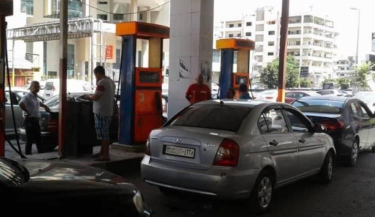 وزير النفط يغلق محطتي وقود في دمشق