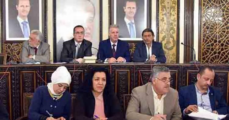 محافظة دمشق : بدء تنفيذ 38 برج للسكن البديل بعد نحو 5 أشهر