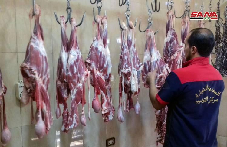جمعية اللحامين تؤكد توقف توريد لحم الغنم للسورية للتجارة والأخيرة توضح