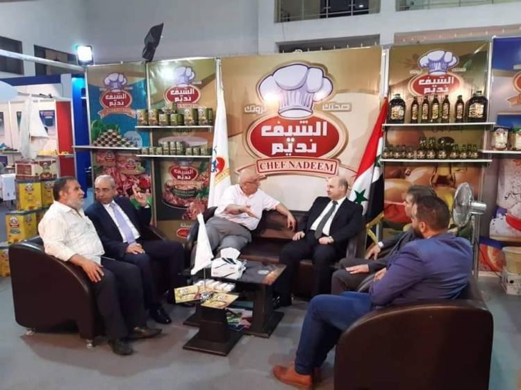 الشيف نديم أول شركة تخفض أسعار الرز والسكر