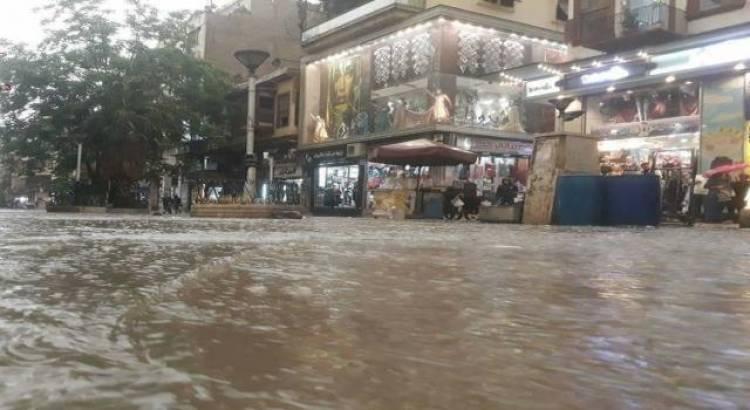 الأرصاد الجوية : 8 أيام قادمة ستحمل أمطار وثلوج إلى سورية