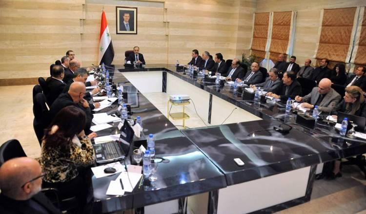 رئيس الحكومة : المخطط التنظيمي للقابون ومخيم اليرموك سيعلن بعد 3 أسابيع