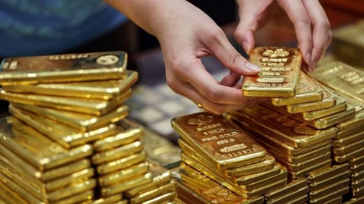 سعر أونصة الذهب يقارب مليون ونصف ليرة مع استمرار ارتفاع سعرها عالمياً