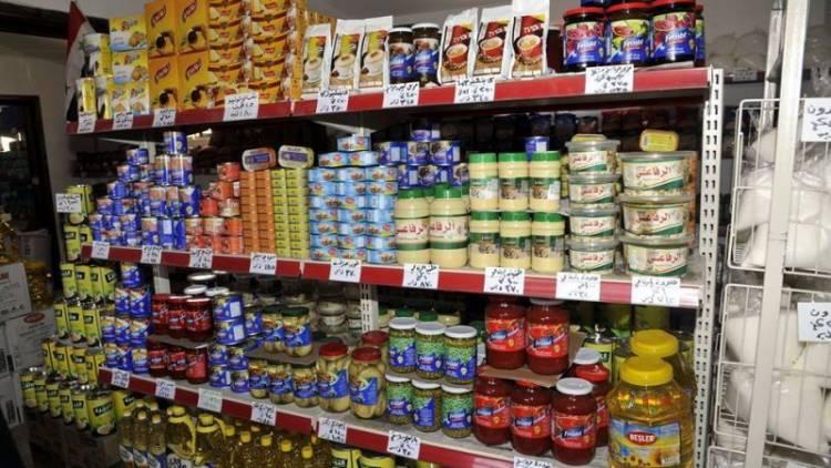 كيلو السكر بـ600 ليرة .. ارتفاع بمعظم أسعار المواد الغذائية في أسواق دمشق