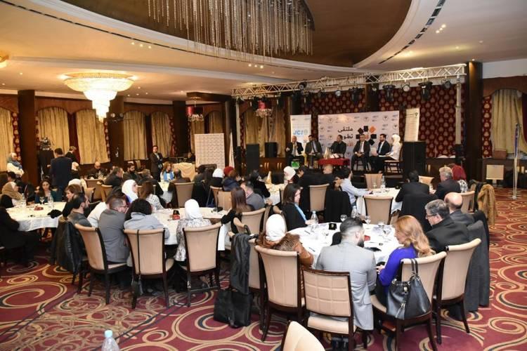 الغرفة الفتية الدولية تناقش قضايا التأمين عبر أول ورشات ملتقى تطوير الأعمال