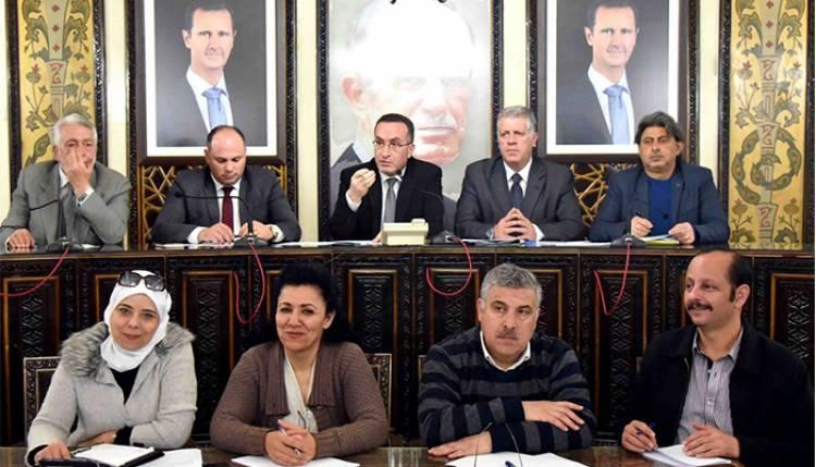 محافظة دمشق: بدء تنفيذ خطة لتزفيت شوارع العاصمة خلال 6 أشهر بكلفة 1.5 مليار ليرة