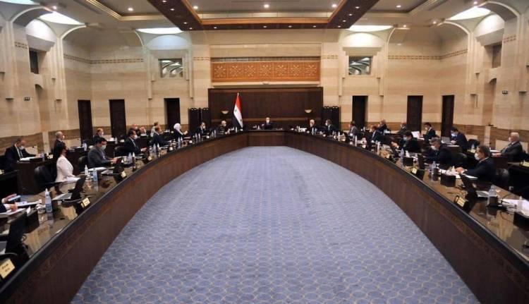 12 وزير جديد  في الحكومة الأولى لعرنوس