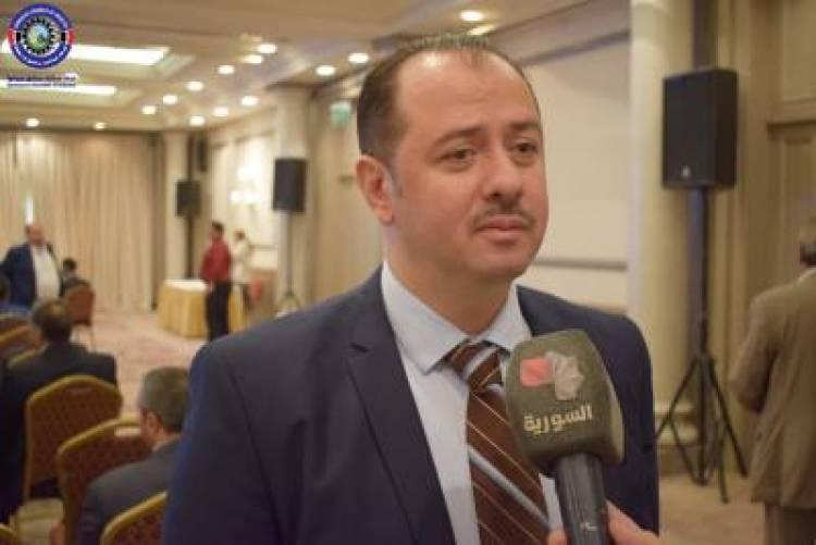 دعدوش : معامل الألبسة شبه متوقفة  وعلى الحكومة إجراء مباحثات مع الأردن لفتح الأسواق