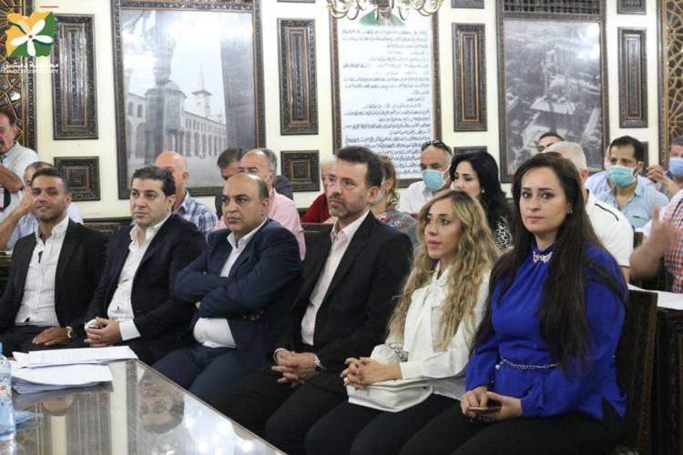 مشاكل الكهرباء والأفران والبنزين تطغى على الجلسة الثانية لمجلس محافظة دمشق
