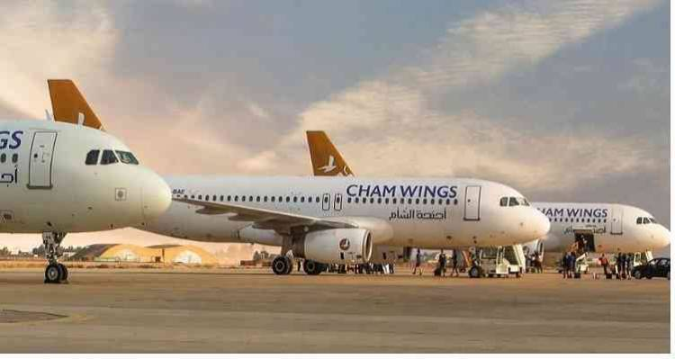 الطيران المدني : طلبنا من السورية للطيران وأجنحة الشام برمجة رحلاتهم استعداداً لإعادة تشغيل المطار