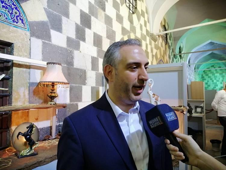 رئيس غرفة تجارة حلب : هدفنا استعادة صناعة وتجارة حلب لريادتها على المستوى العربي