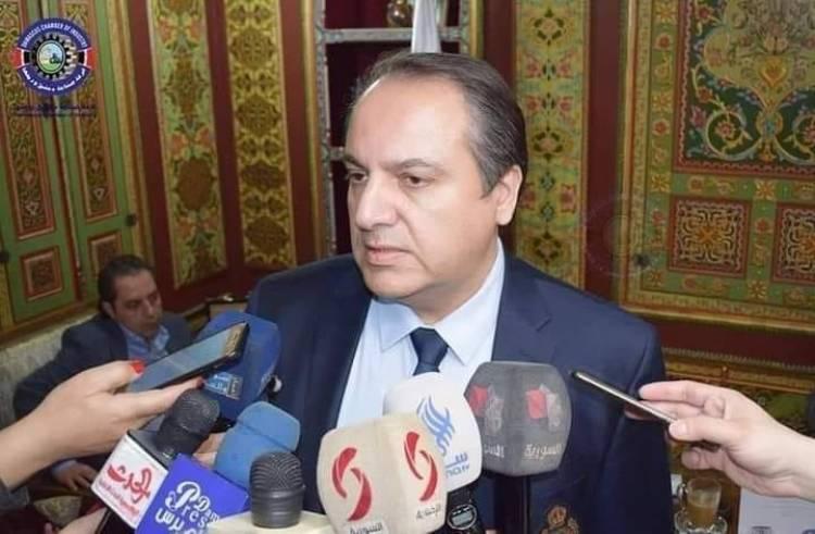 نائب رئيس غرفة صناعة دمشق : 40% من معامل الأجبان والألبان مغلقة وارتفاع الأسعار سببه حليب البودرة المستورد