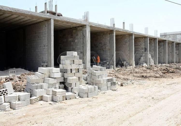 نقابة البناء : ارتفاع أسعار المواد دفع المقاولين للتوقف عن العمل