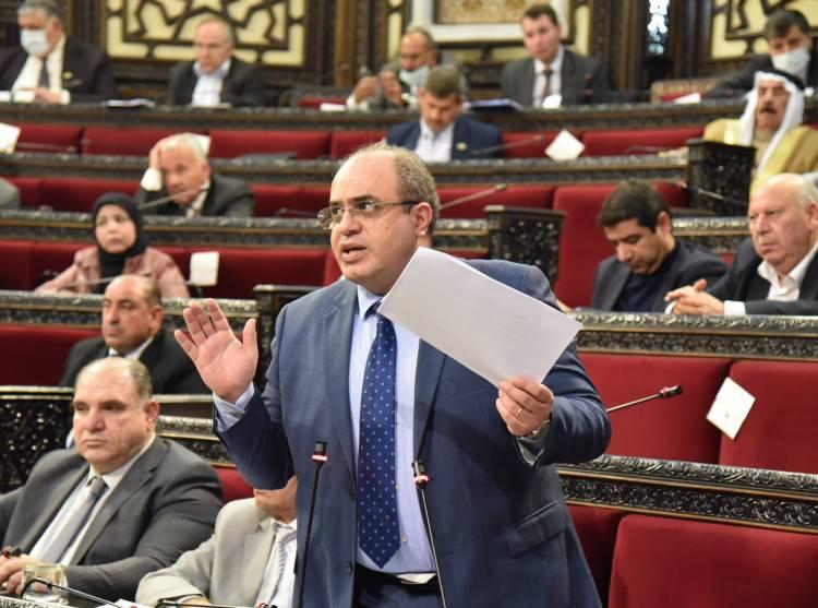 مجلس الشعب يقر مشروع القانون الجديد للاستثمار