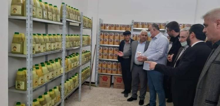 البرازي : طرح سلات غذائية عبر السورية للتجارة بأسعار تقل عن السوق بنحو 20 إلى 30% مع قرب رمضان