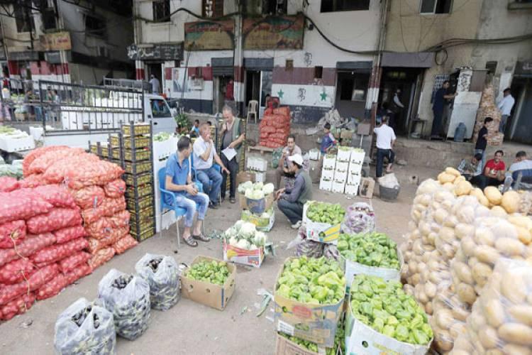 لجنة تجار الخضار بدمشق: انخفاض واضح بأسعار الخضار خلال الأيام الماضية